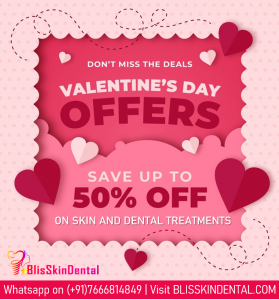 Read more about the article Valentines Day Offer for Skin Treatment in Bandra