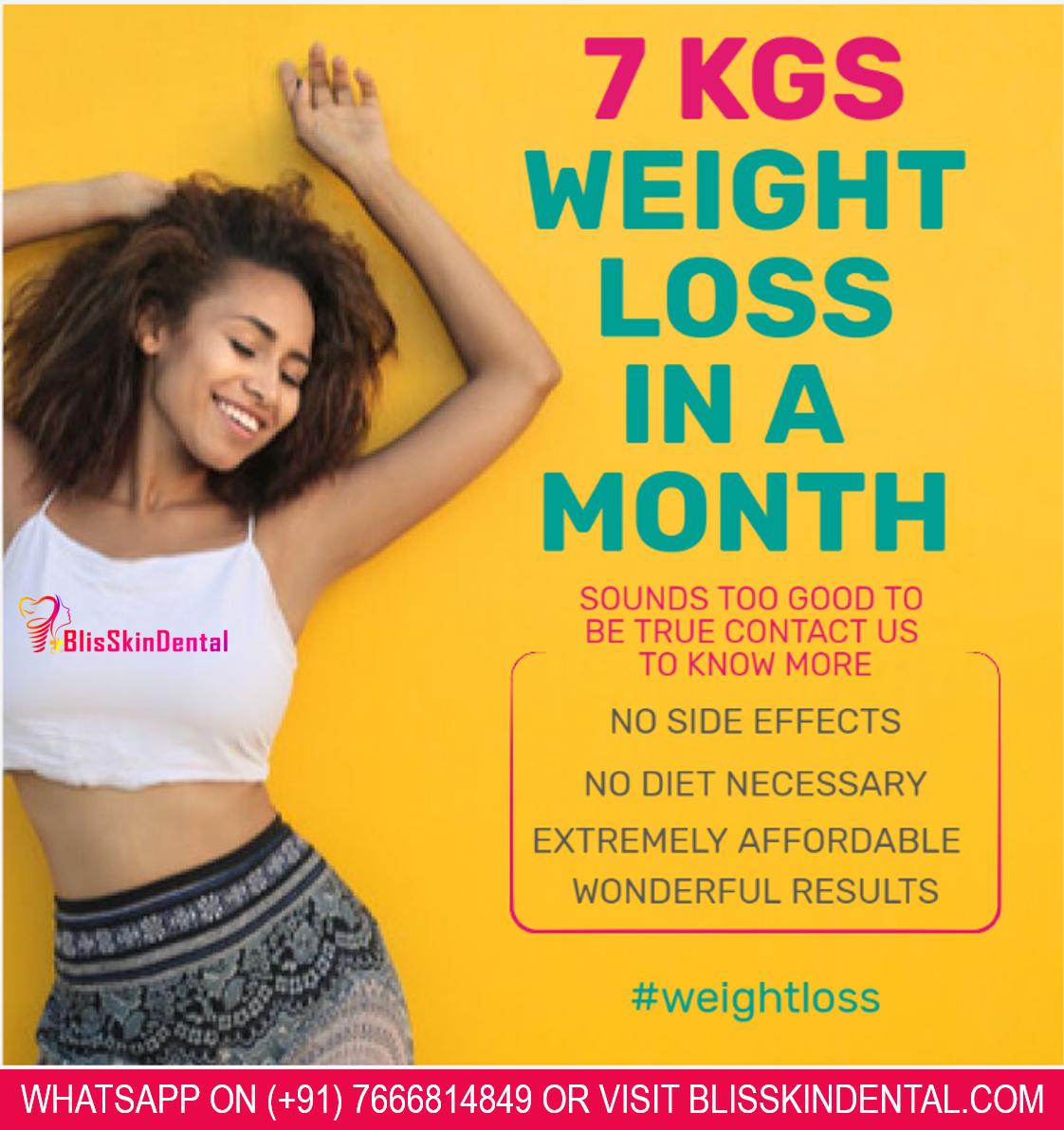 Loose upto 8 Kgs Belly Fat in Bandra, Mumbai | Weight loss Clinic in a Bandra